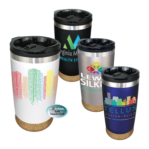 20 oz. Halcyon® Cork Bottom Tumbler